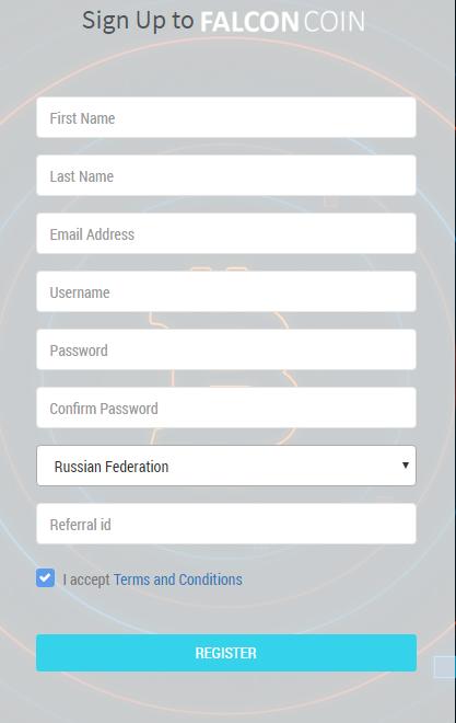 регистрация-на-falcocoin