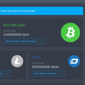 Кошелек bitcoincash и dash
