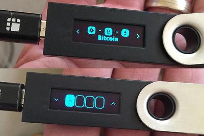программный кошелек ledger nano s