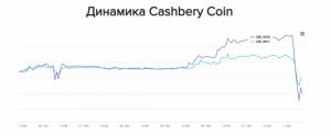 курс динамики CashberyCoin