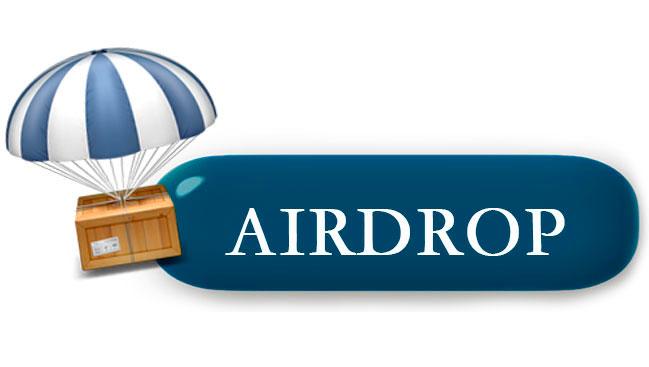 airdrop криптовалюта бесплатно