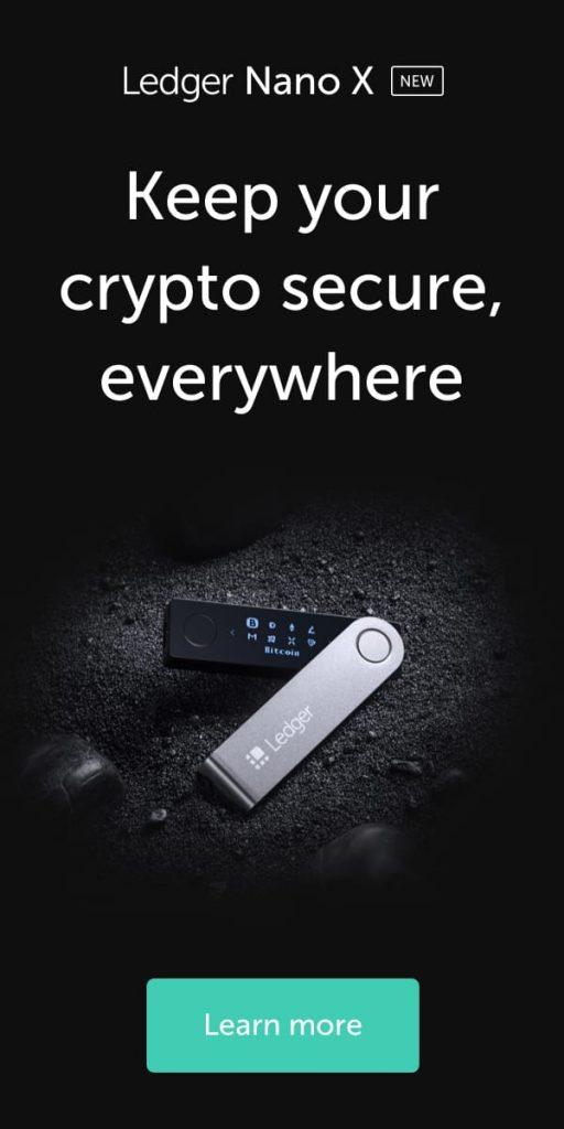 Купить крипто-кошелек Ledger Nano S